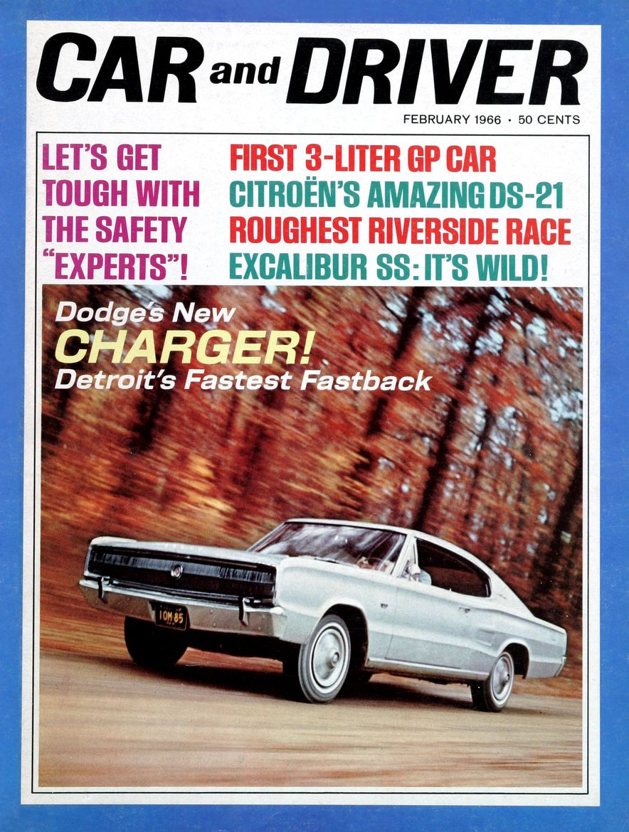 Getting Groovy and into the Groove: The Car and Driver Covers of the 1960s - Slide 75