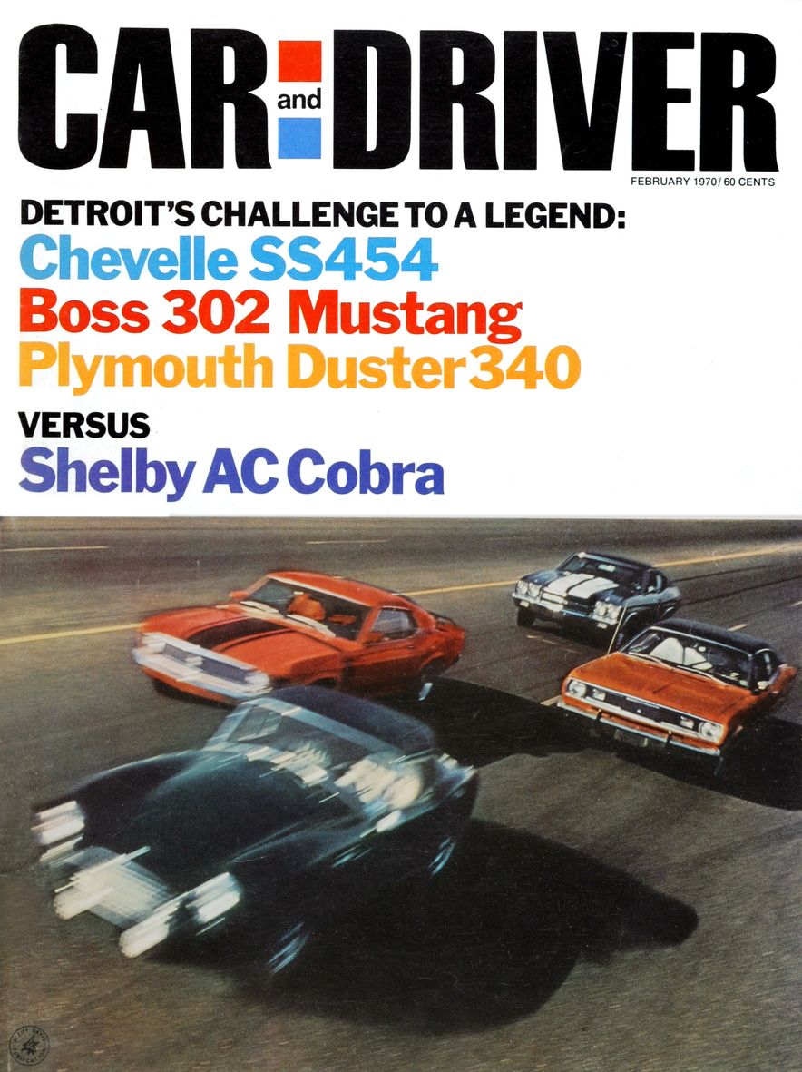 The Us Decade: The Car and Driver Covers of the 1970s - Slide 3