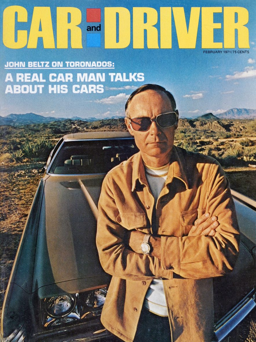 The Us Decade: The Car and Driver Covers of the 1970s - Slide 15