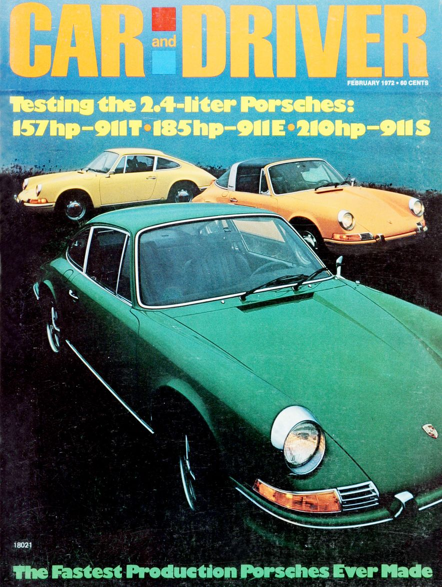 The Us Decade: The Car and Driver Covers of the 1970s - Slide 27