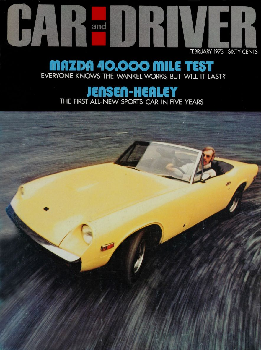 The Us Decade: The Car and Driver Covers of the 1970s - Slide 39