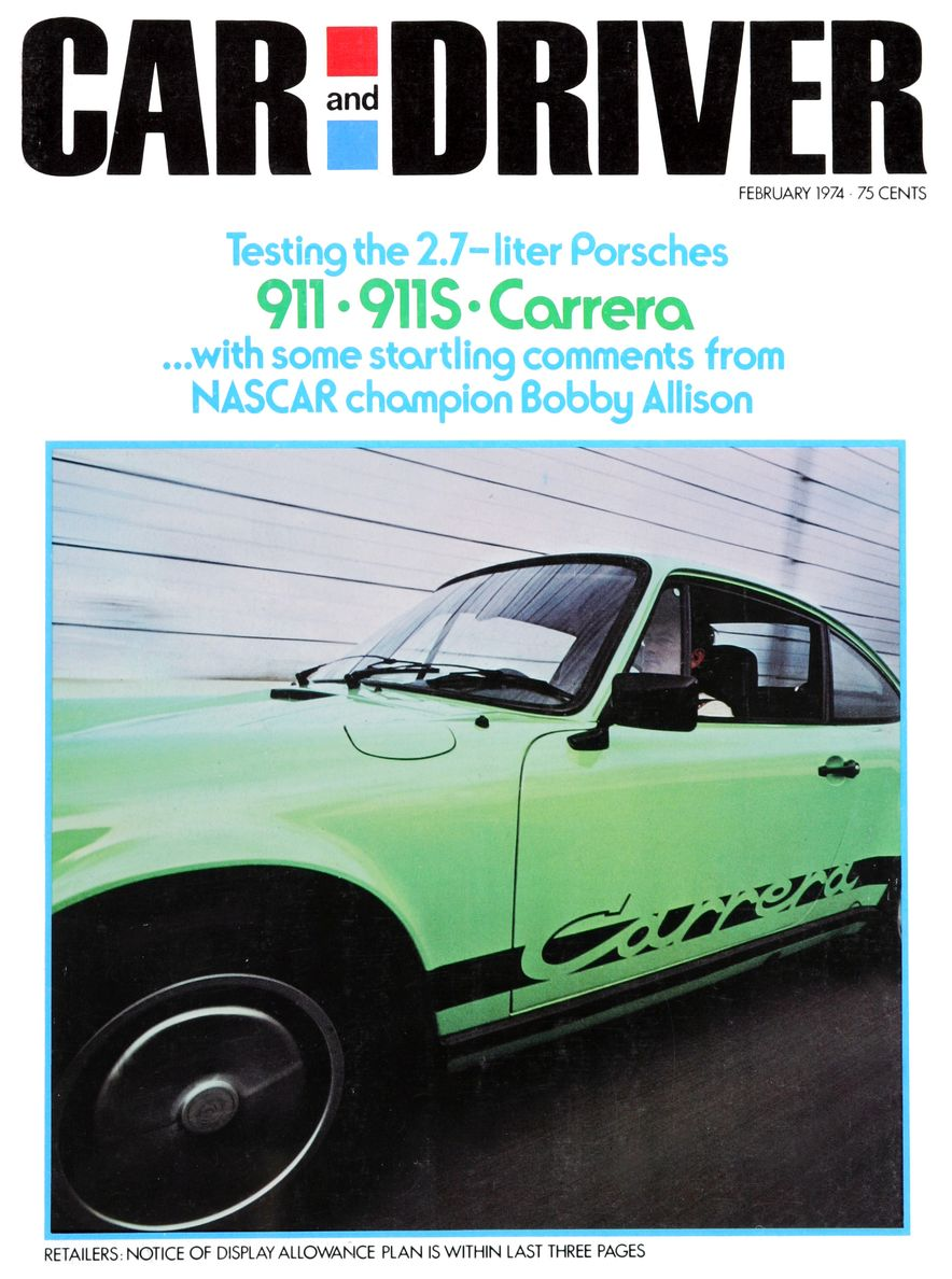 The Us Decade: The Car and Driver Covers of the 1970s - Slide 51