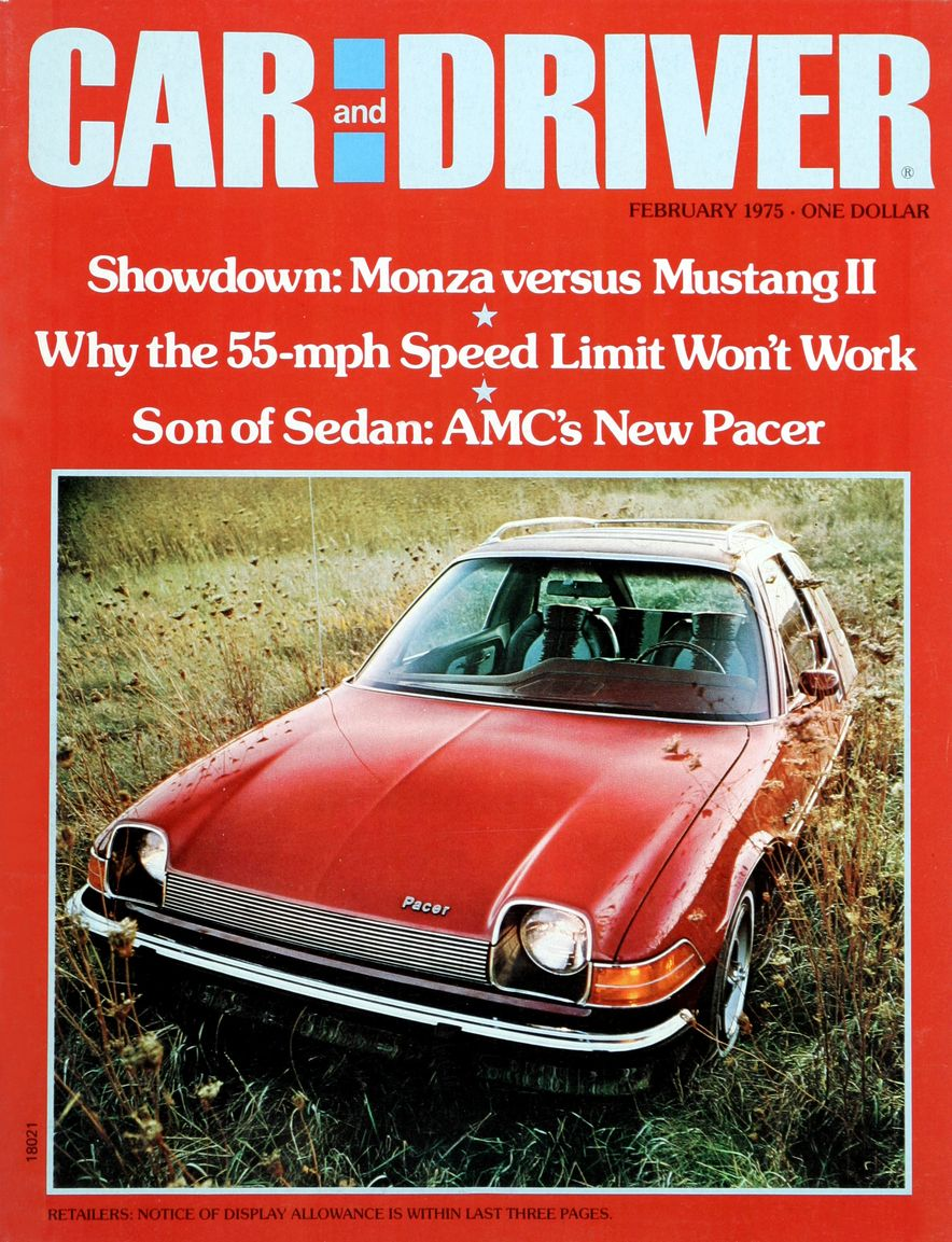 The Us Decade: The Car and Driver Covers of the 1970s - Slide 63