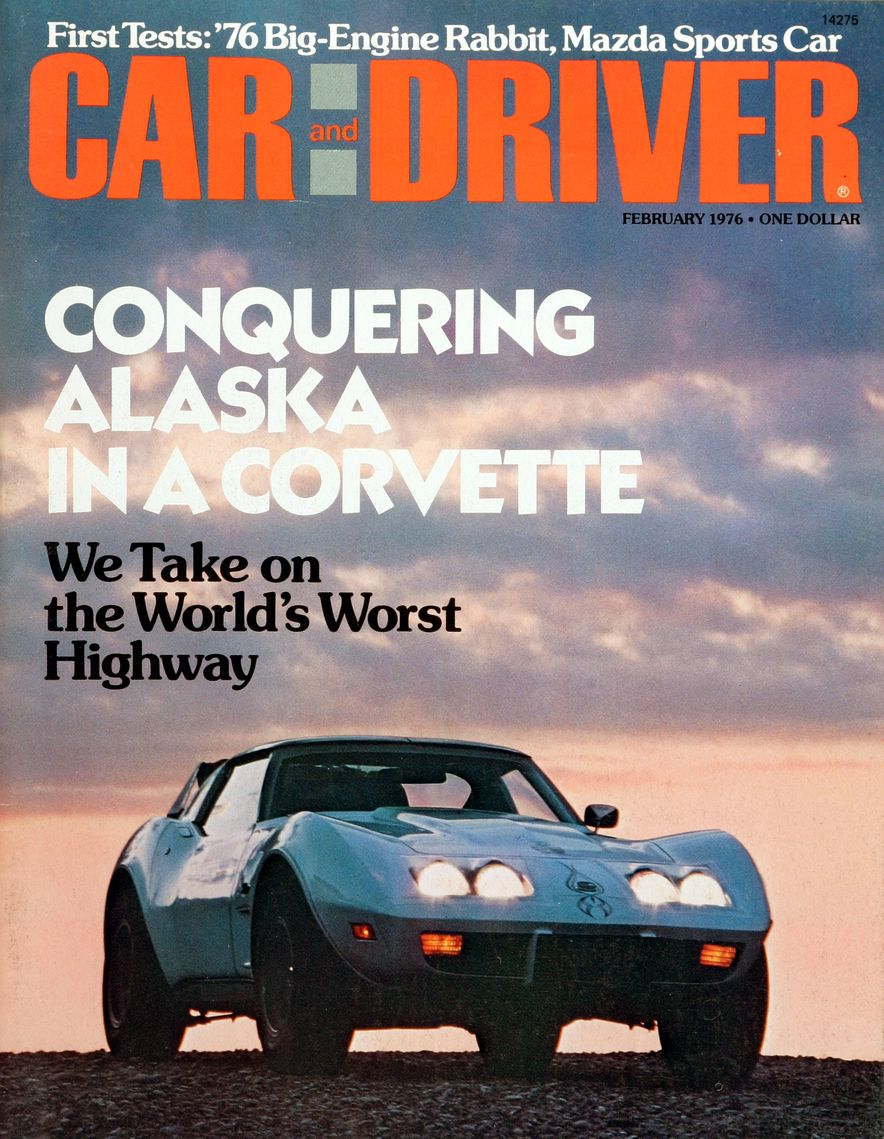 The Us Decade: The Car and Driver Covers of the 1970s - Slide 75