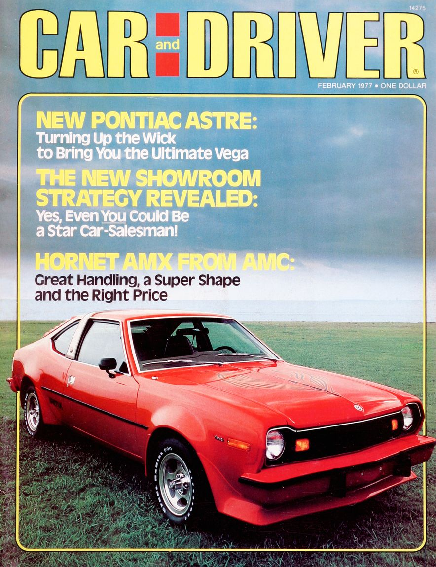The Us Decade: The Car and Driver Covers of the 1970s - Slide 87