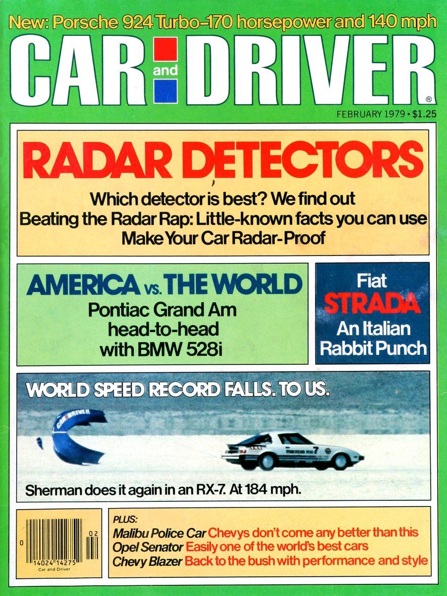 The Us Decade: The Car and Driver Covers of the 1970s - Slide 111