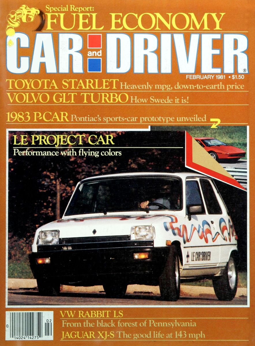 Like, Totally Rad: The Car and Driver Covers of the 1980s - Slide 15