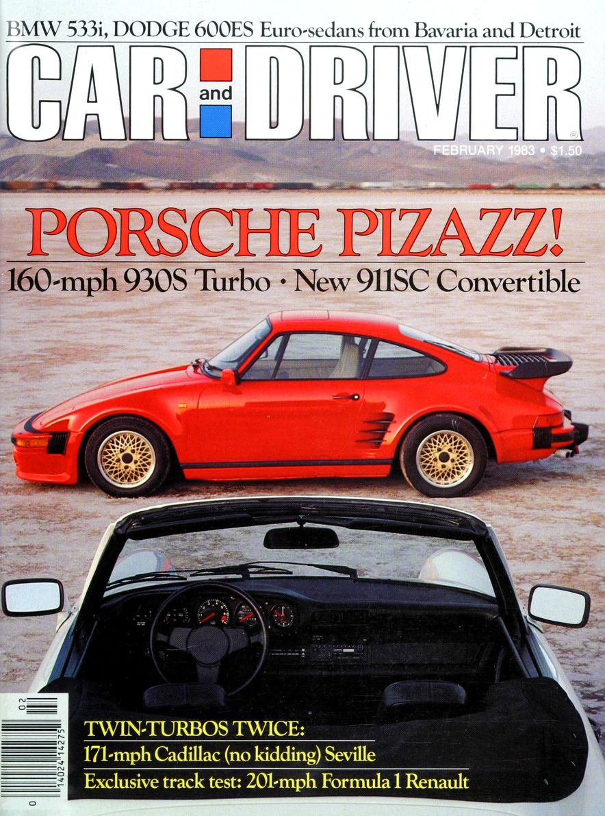 Like, Totally Rad: The Car and Driver Covers of the 1980s - Slide 39