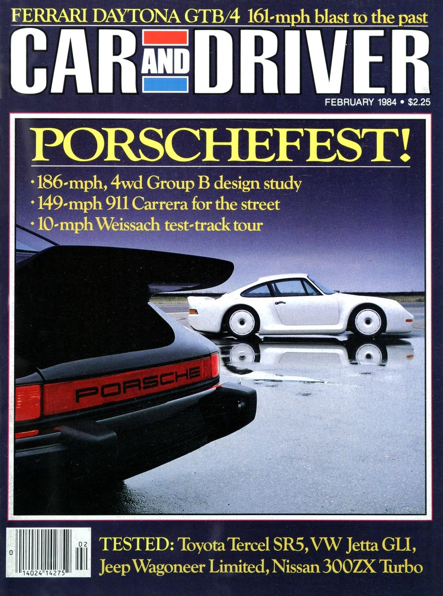 Like, Totally Rad: The Car and Driver Covers of the 1980s - Slide 51