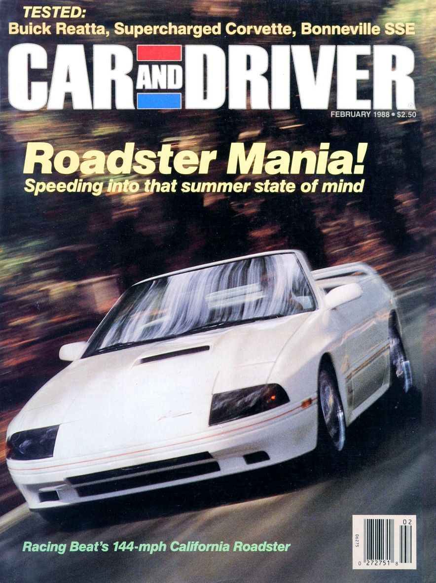 Like, Totally Rad: The Car and Driver Covers of the 1980s - Slide 99