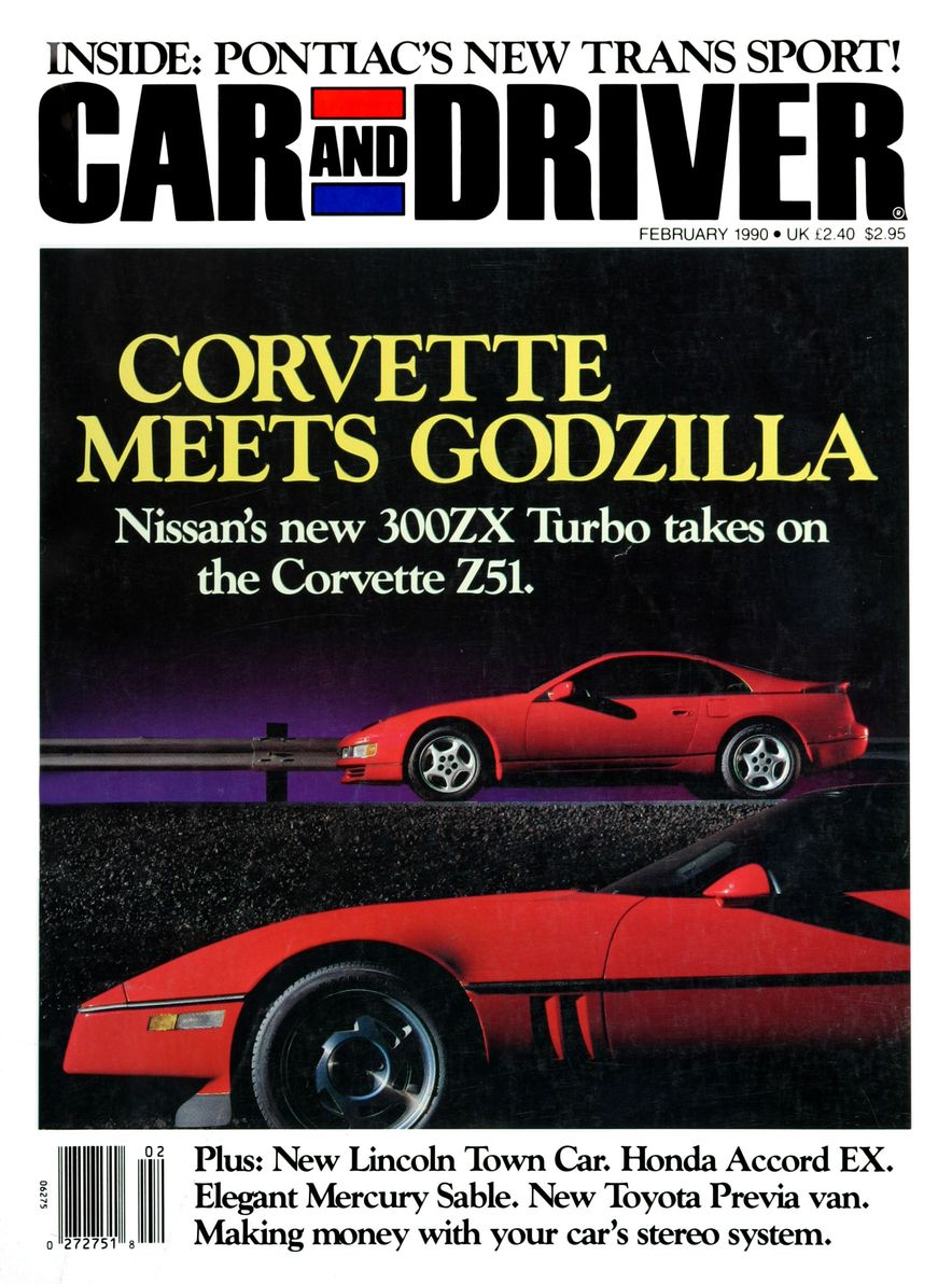 Formula C/D: The Car and Driver Covers of the 1990s - Slide 3
