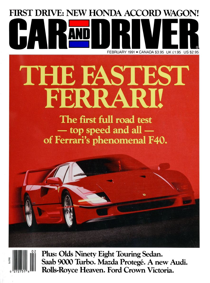 Formula C/D: The Car and Driver Covers of the 1990s - Slide 15