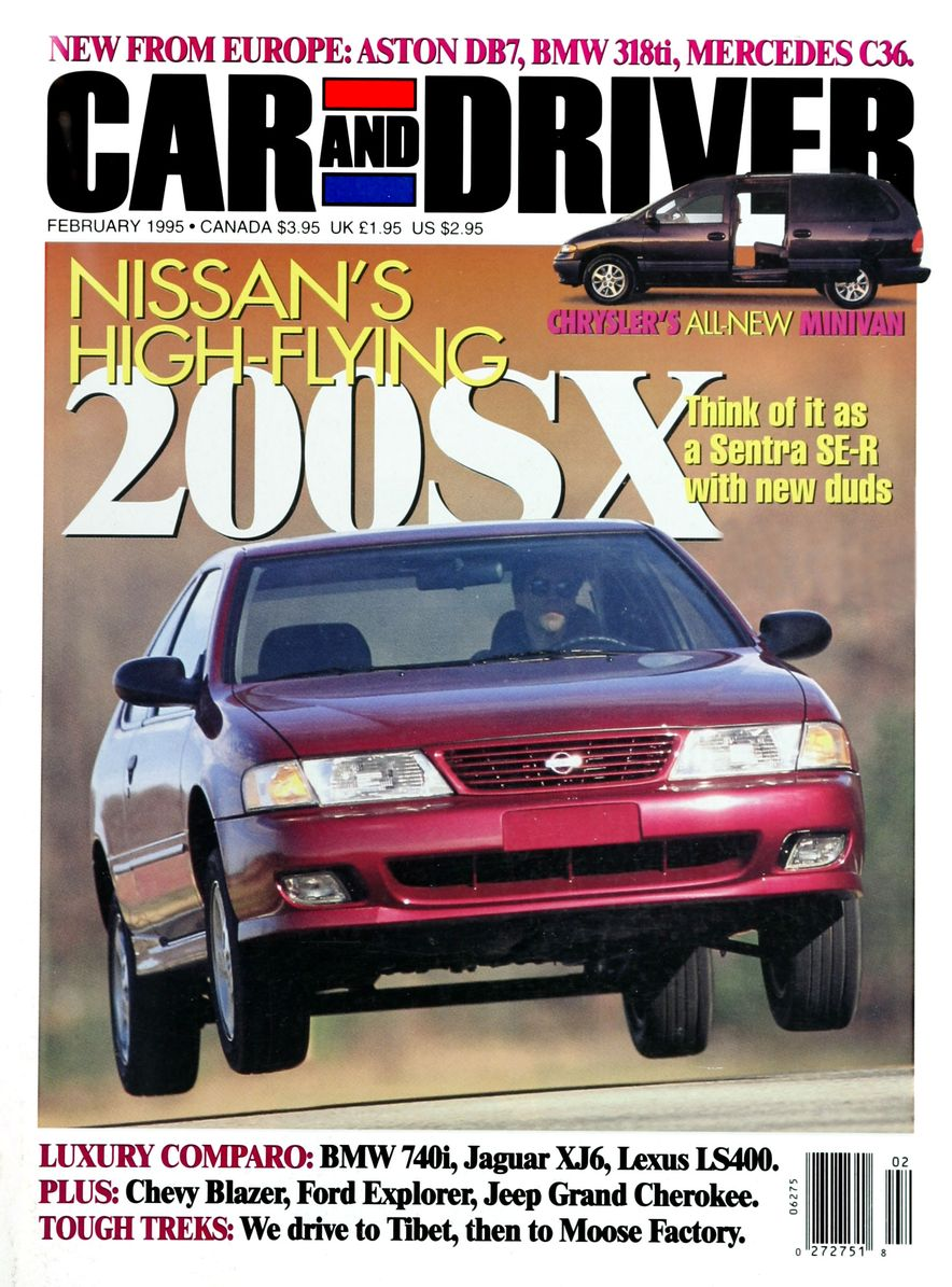 Formula C/D: The Car and Driver Covers of the 1990s - Slide 63