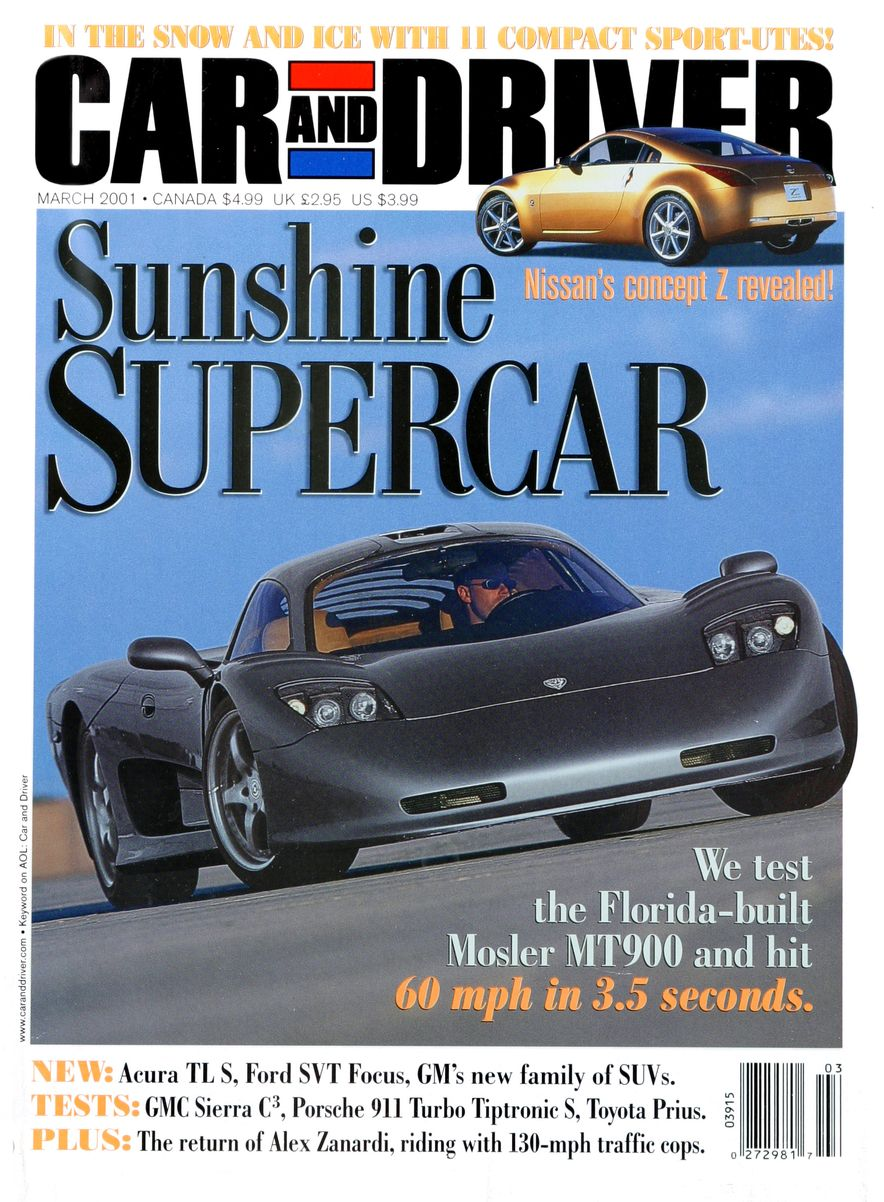 Going Millennial: The Car and Driver Covers of the 2000s and 2010s - Slide 16