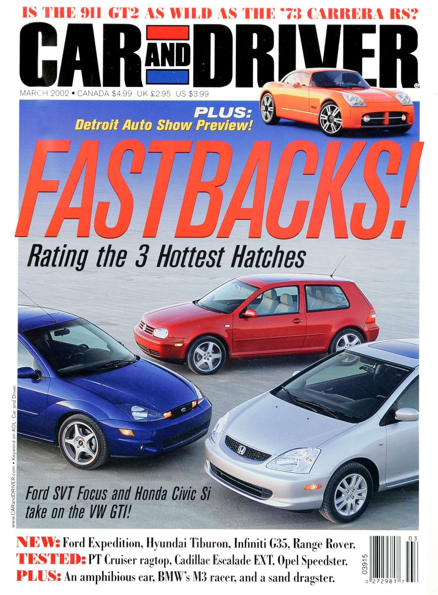 Going Millennial: The Car and Driver Covers of the 2000s and 2010s - Slide 28