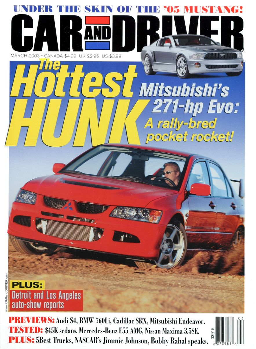 Going Millennial: The Car and Driver Covers of the 2000s and 2010s - Slide 40