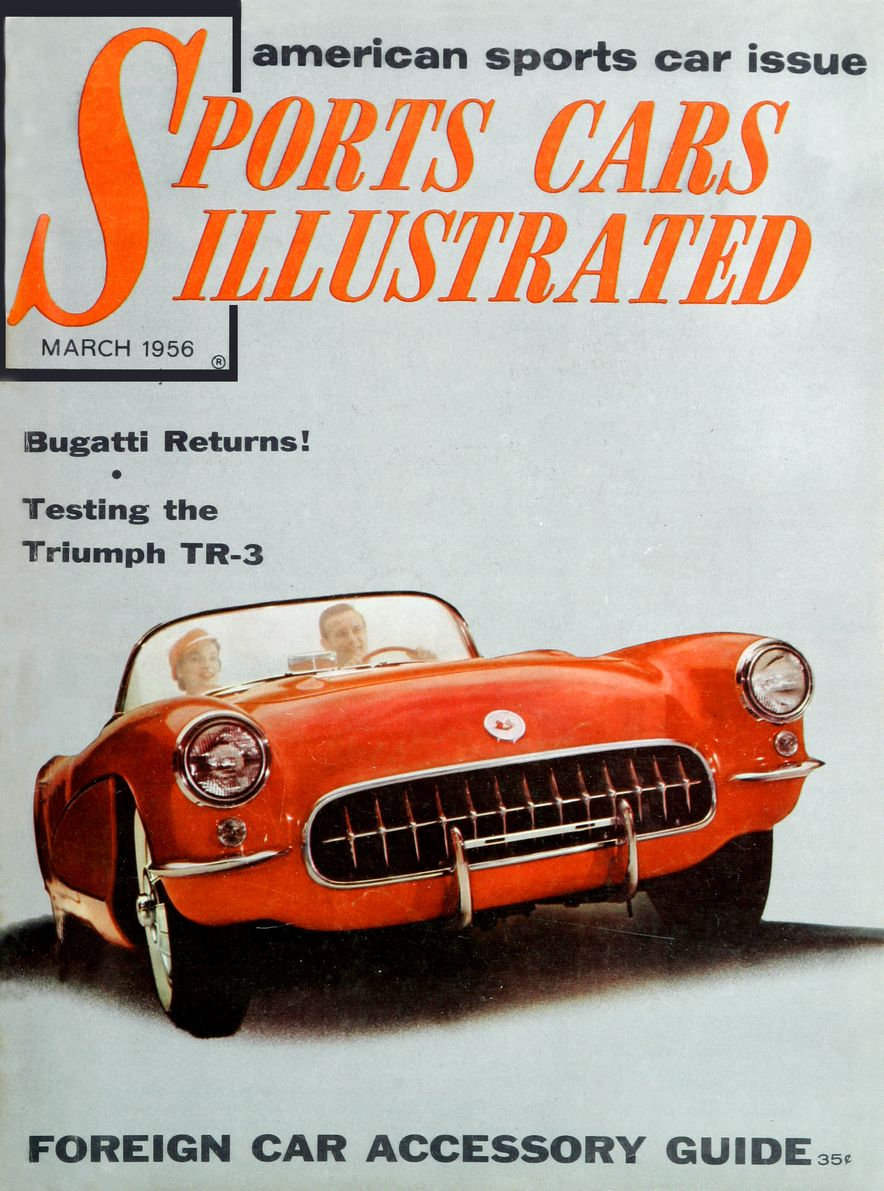 When We Were Young: The Car and Driver/Sports Cars Illustrated Covers of the 1950s - Slide 10