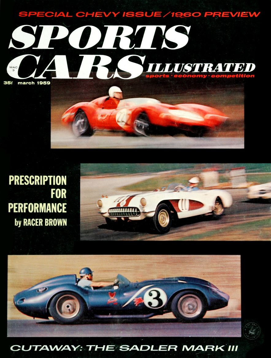 When We Were Young: The Car and Driver/Sports Cars Illustrated Covers of the 1950s - Slide 46