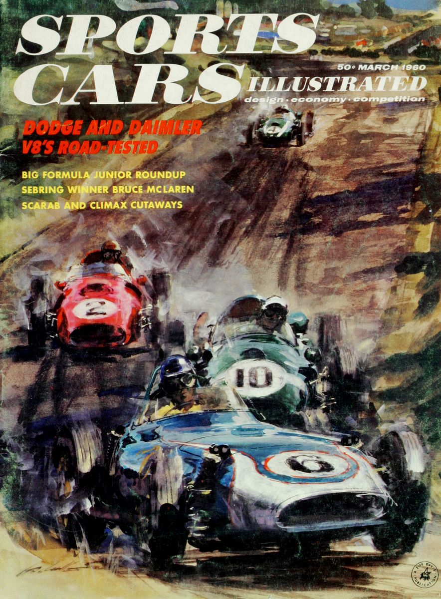 Getting Groovy and into the Groove: The Car and Driver Covers of the 1960s - Slide 4