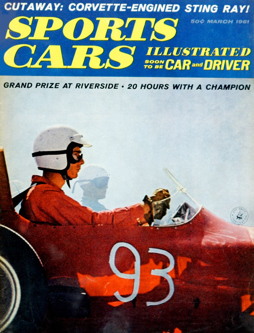 Getting Groovy and into the Groove: The Car and Driver Covers of the 1960s - Slide 16