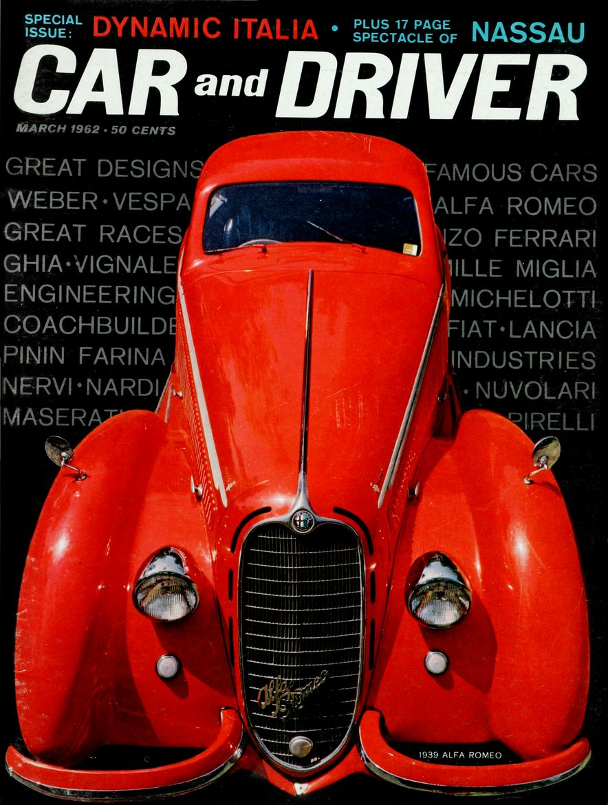 Getting Groovy and into the Groove: The Car and Driver Covers of the 1960s - Slide 28