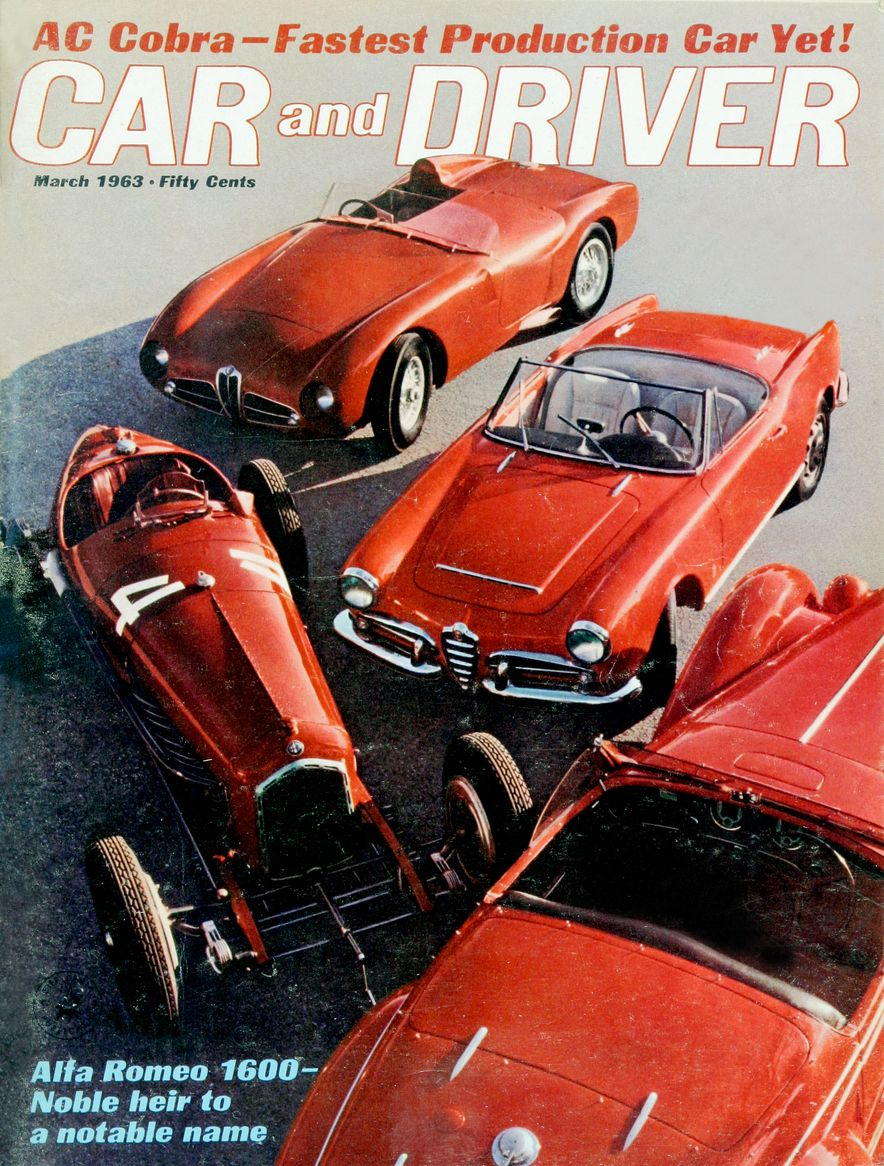Getting Groovy and into the Groove: The Car and Driver Covers of the 1960s - Slide 40