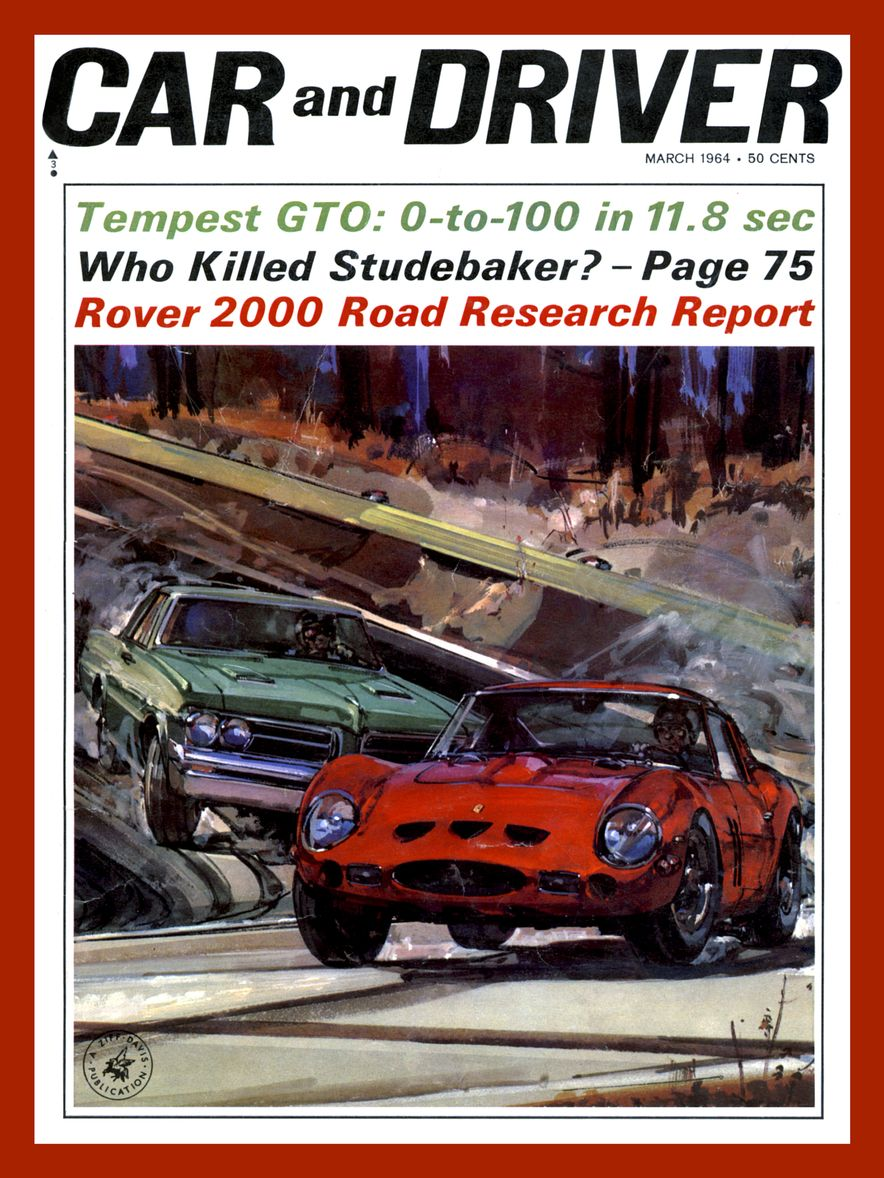 Getting Groovy and into the Groove: The Car and Driver Covers of the 1960s - Slide 52