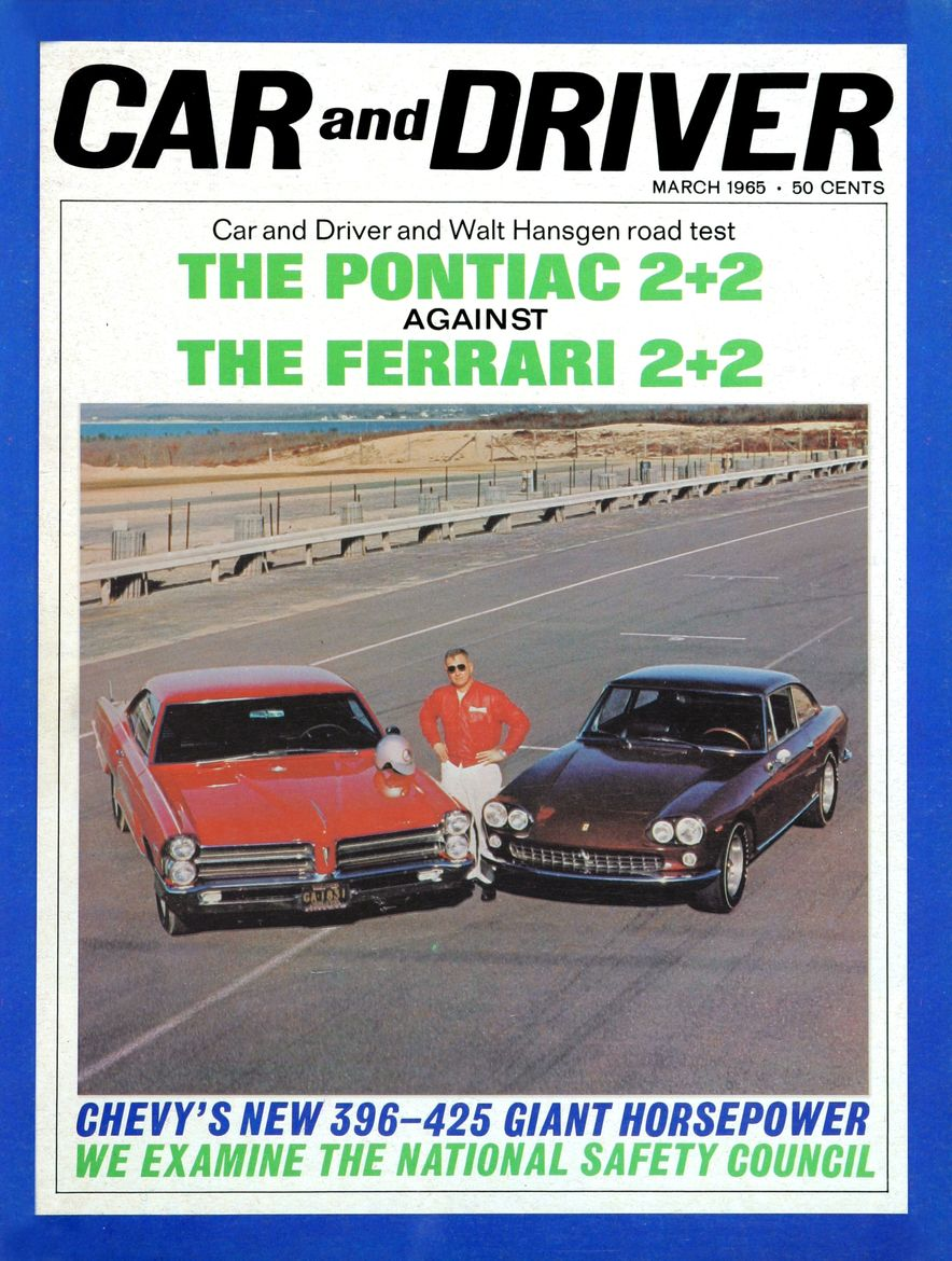 Getting Groovy and into the Groove: The Car and Driver Covers of the 1960s - Slide 64