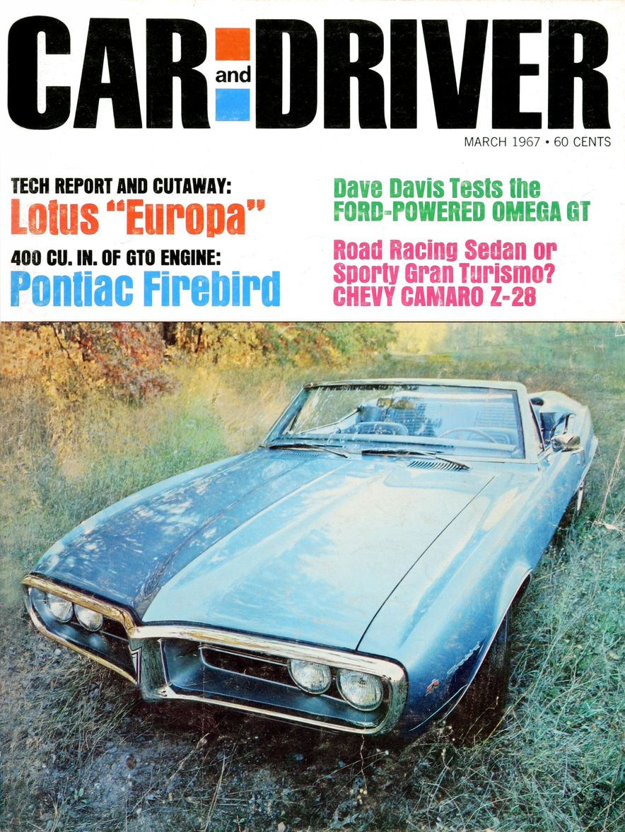 Getting Groovy and into the Groove: The Car and Driver Covers of the 1960s - Slide 88