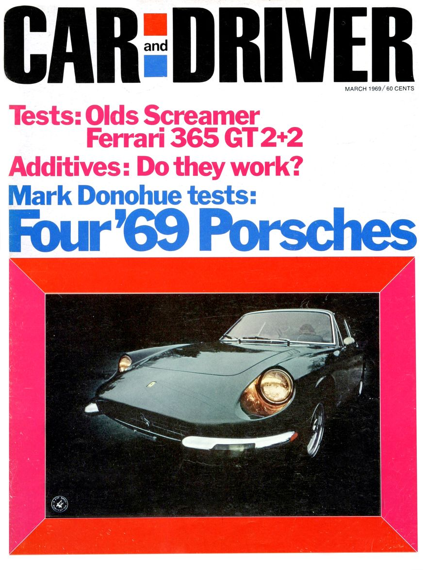 Getting Groovy and into the Groove: The Car and Driver Covers of the 1960s - Slide 112
