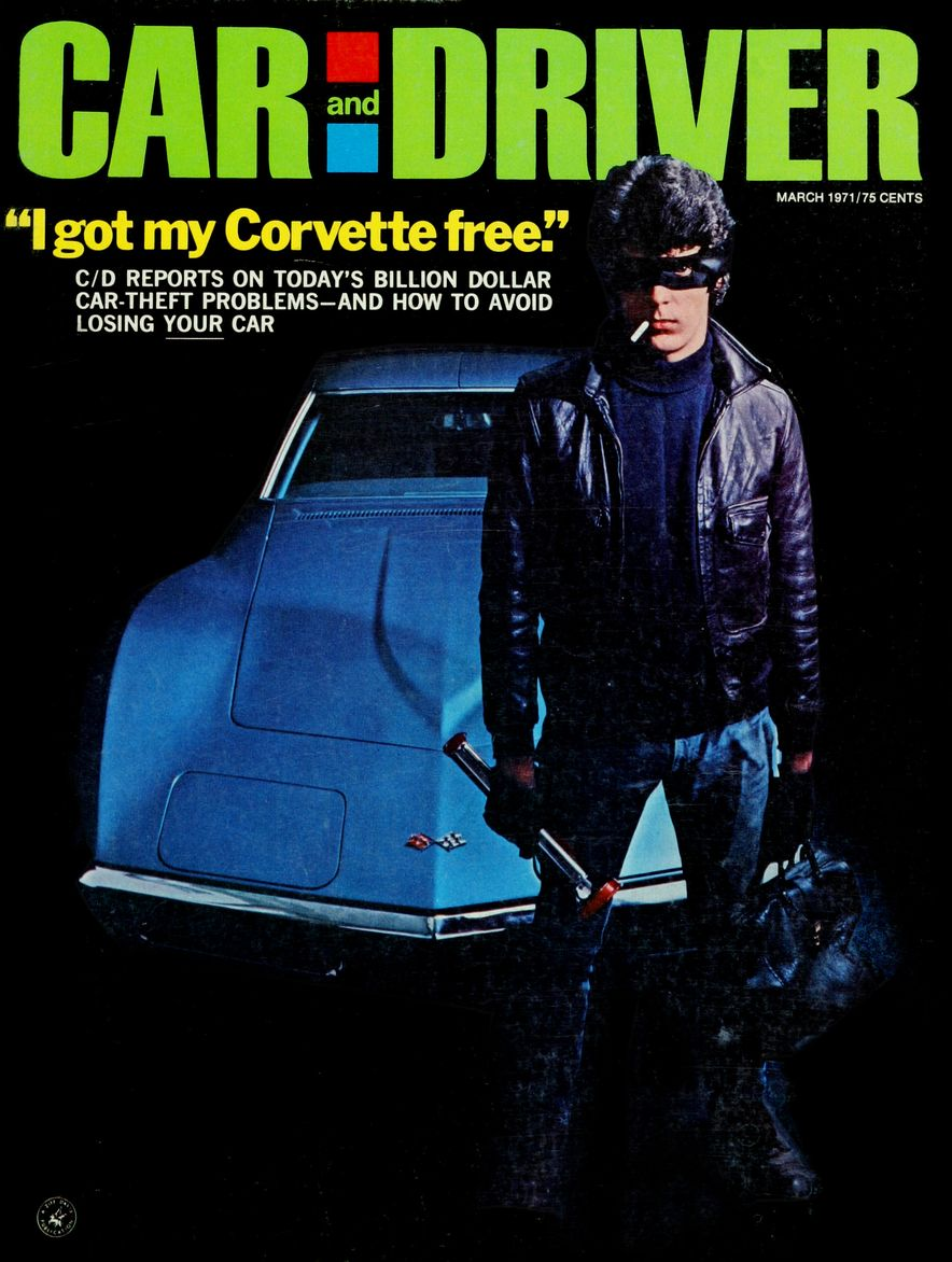 The Us Decade: The Car and Driver Covers of the 1970s - Slide 16