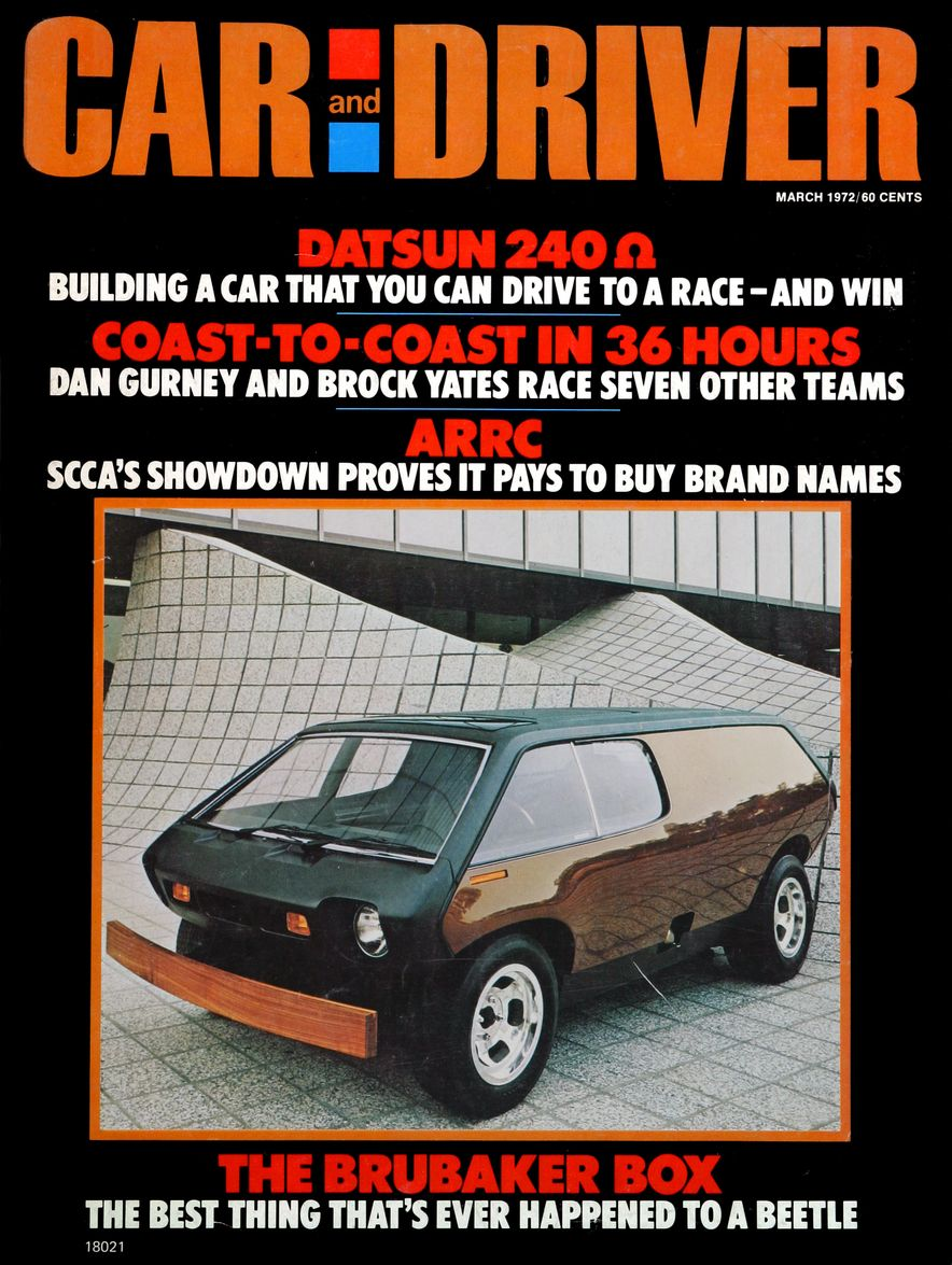 The Us Decade: The Car and Driver Covers of the 1970s - Slide 28