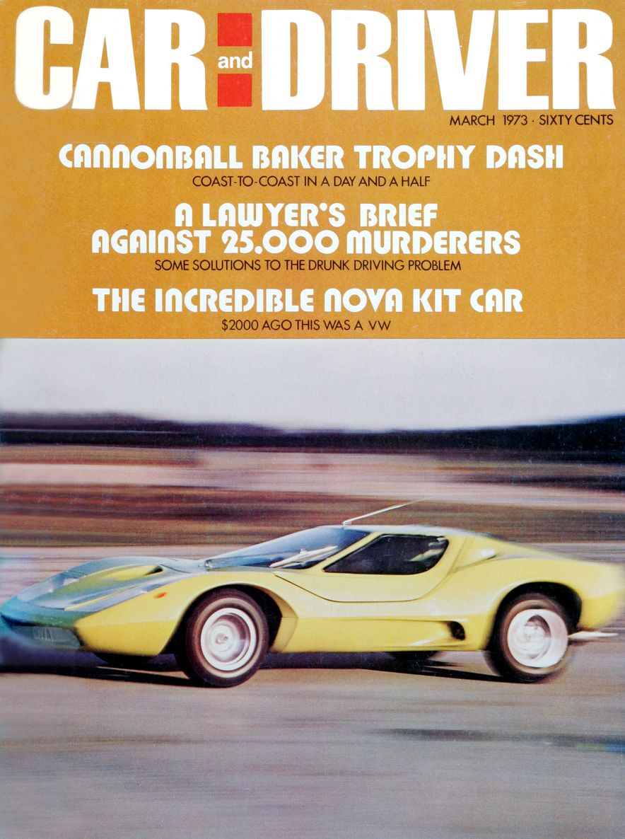 The Us Decade: The Car and Driver Covers of the 1970s - Slide 40