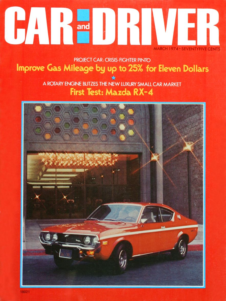 The Us Decade: The Car and Driver Covers of the 1970s - Slide 52