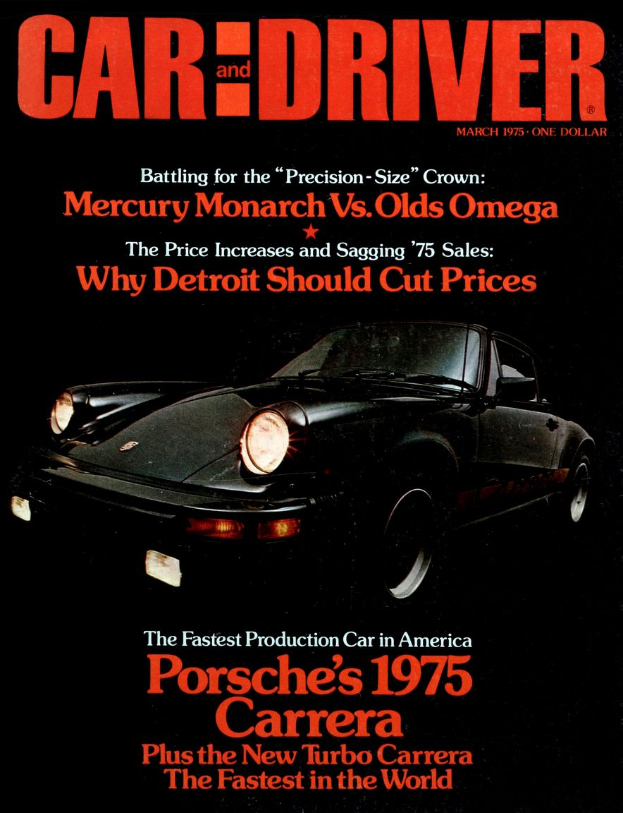 The Us Decade: The Car and Driver Covers of the 1970s - Slide 64