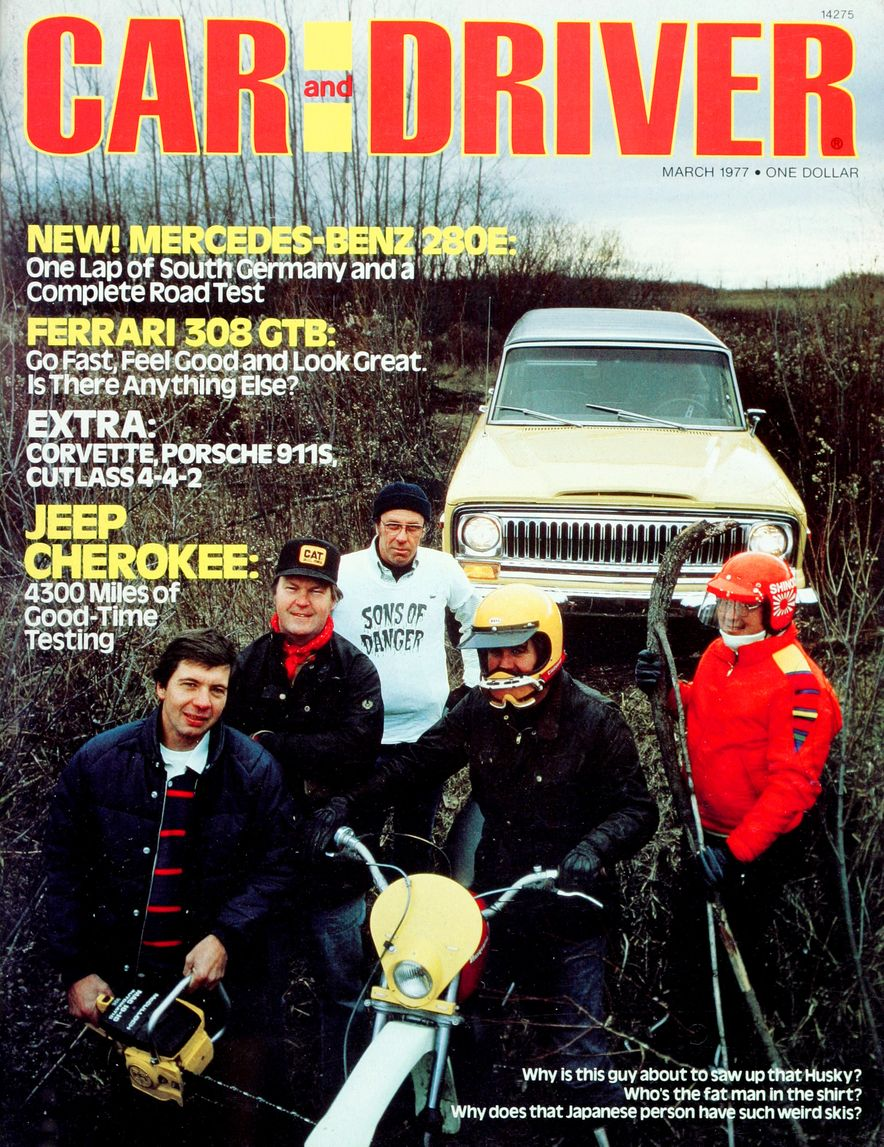 The Us Decade: The Car and Driver Covers of the 1970s - Slide 88
