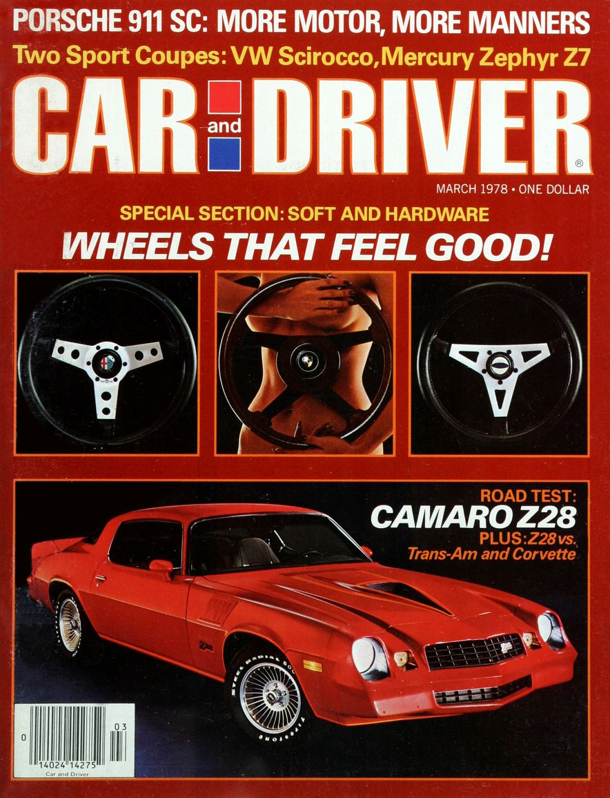 The Us Decade: The Car and Driver Covers of the 1970s - Slide 100