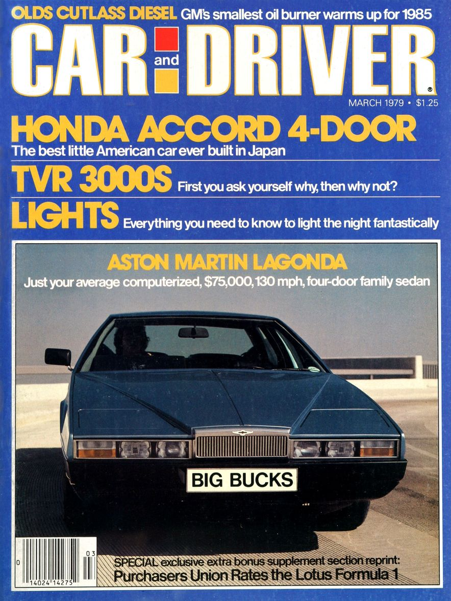 The Us Decade: The Car and Driver Covers of the 1970s - Slide 112