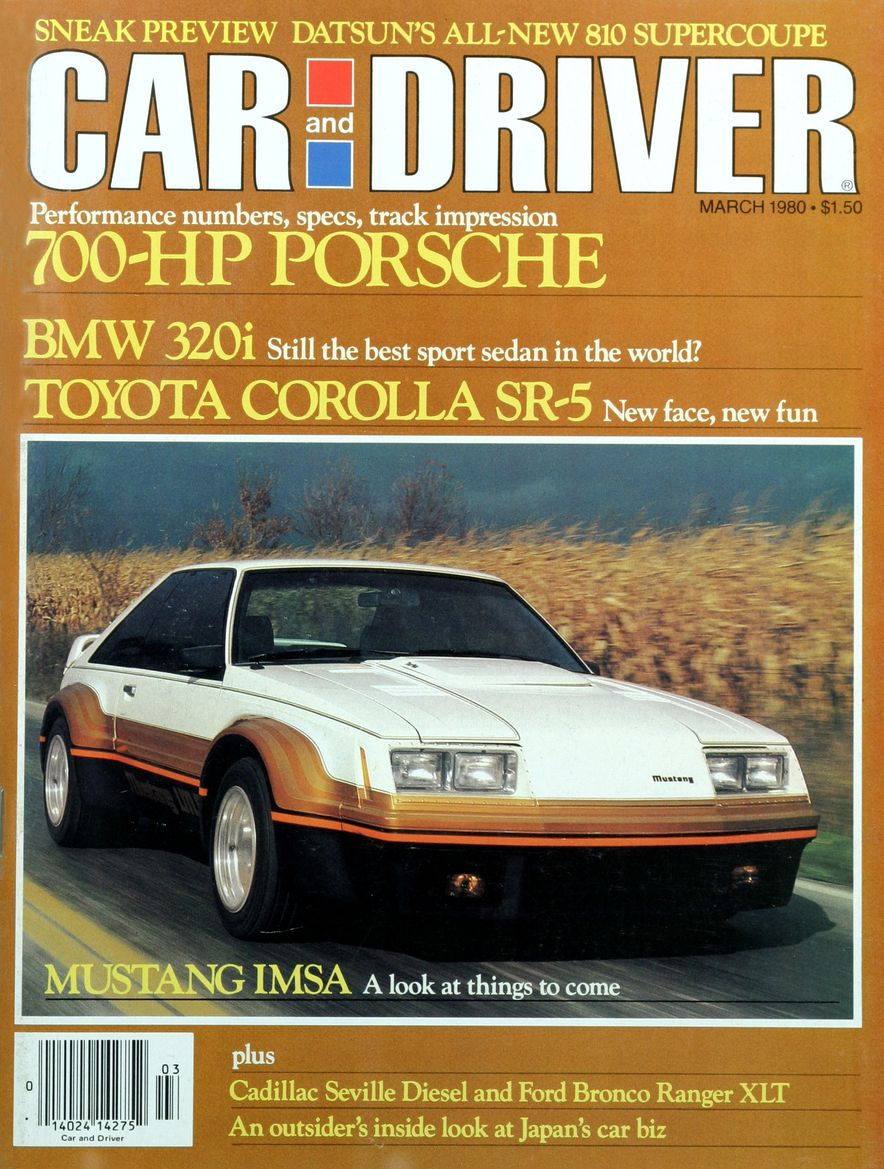 Like, Totally Rad: The Car and Driver Covers of the 1980s - Slide 4