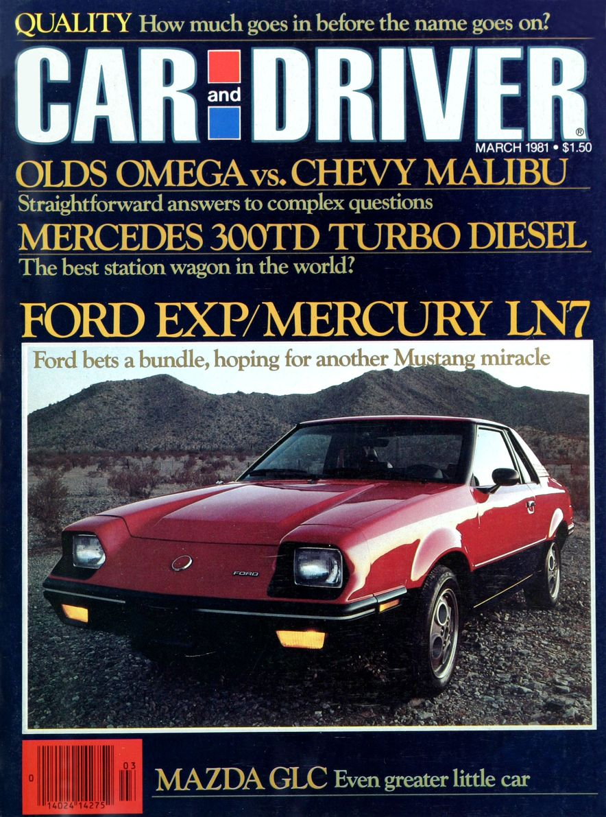 Like, Totally Rad: The Car and Driver Covers of the 1980s - Slide 16