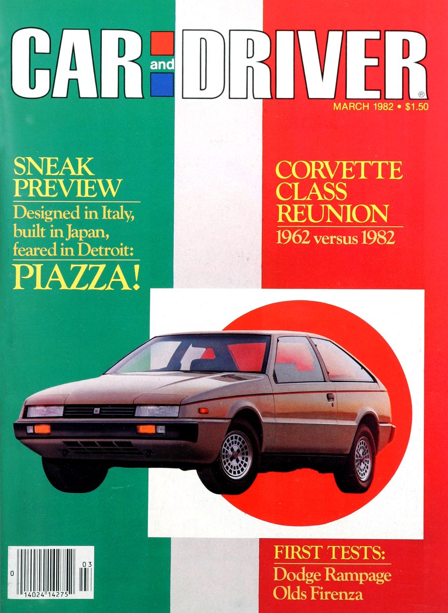 Like, Totally Rad: The Car and Driver Covers of the 1980s - Slide 28