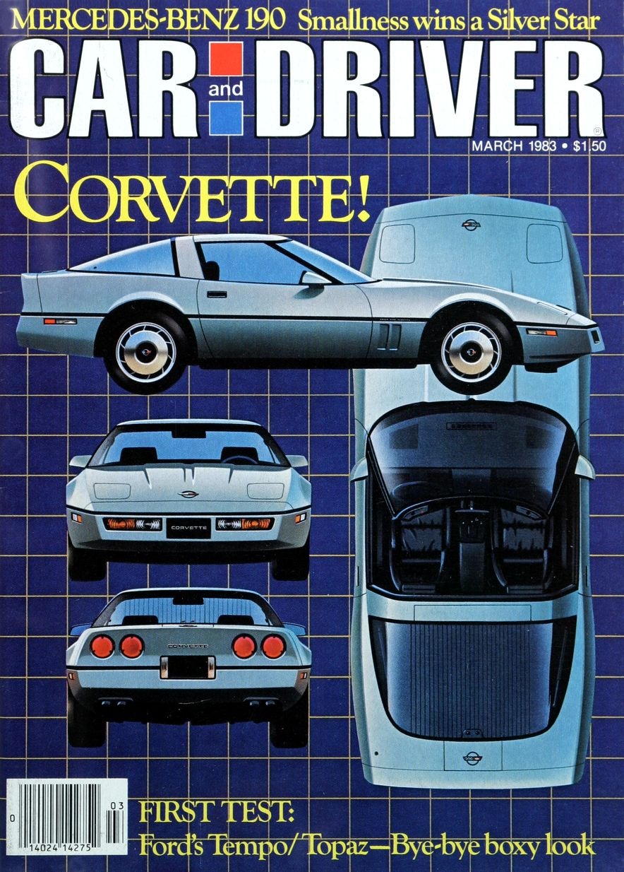 Like, Totally Rad: The Car and Driver Covers of the 1980s - Slide 40