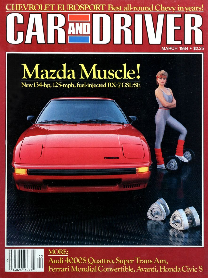 Like, Totally Rad: The Car and Driver Covers of the 1980s - Slide 52