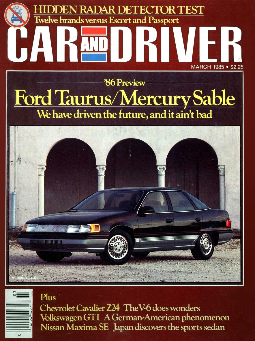 Like, Totally Rad: The Car and Driver Covers of the 1980s - Slide 64