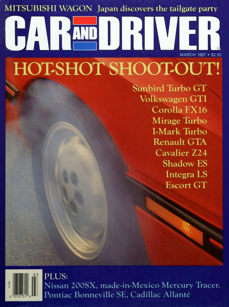 Like, Totally Rad: The Car and Driver Covers of the 1980s - Slide 88