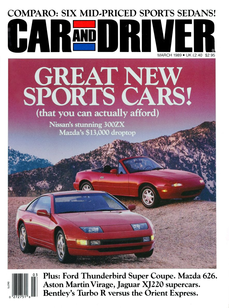 Like, Totally Rad: The Car and Driver Covers of the 1980s - Slide 112