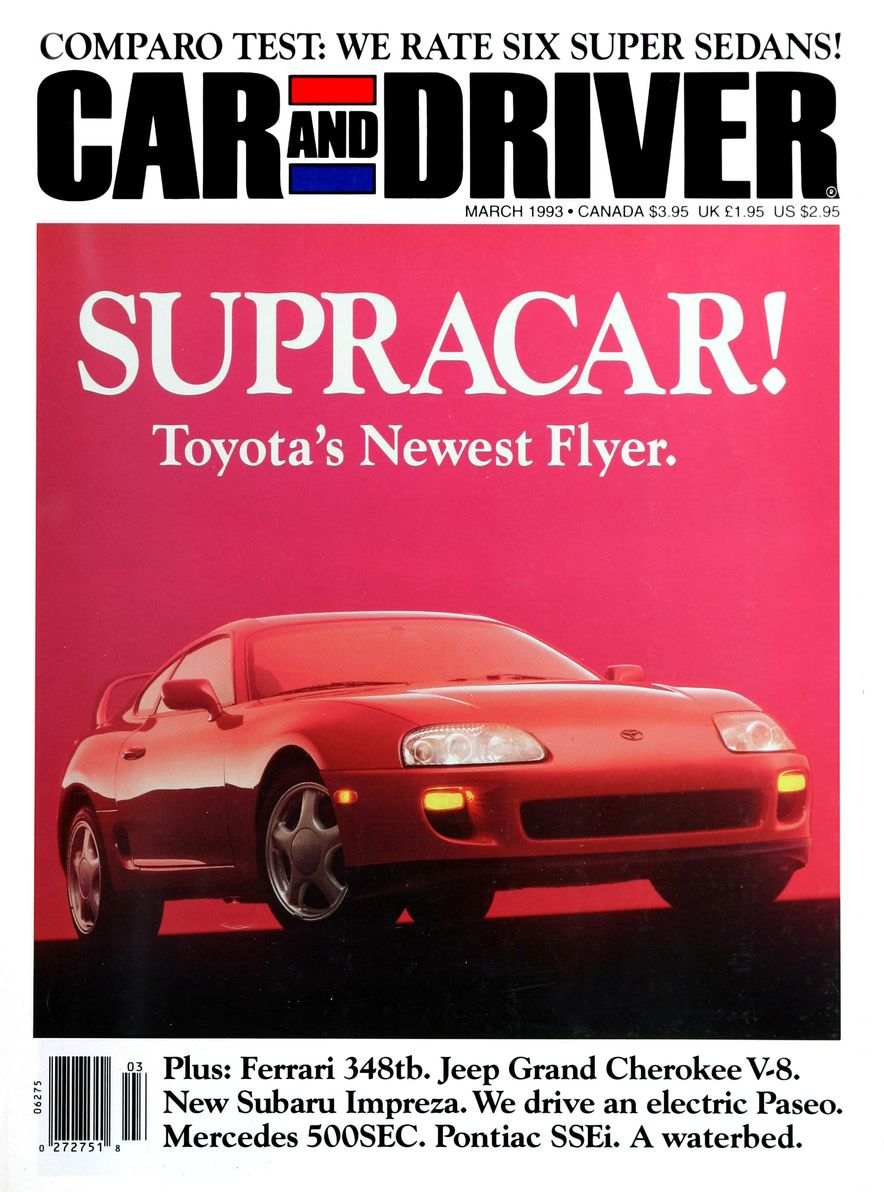 Formula C/D: The Car and Driver Covers of the 1990s - Slide 40