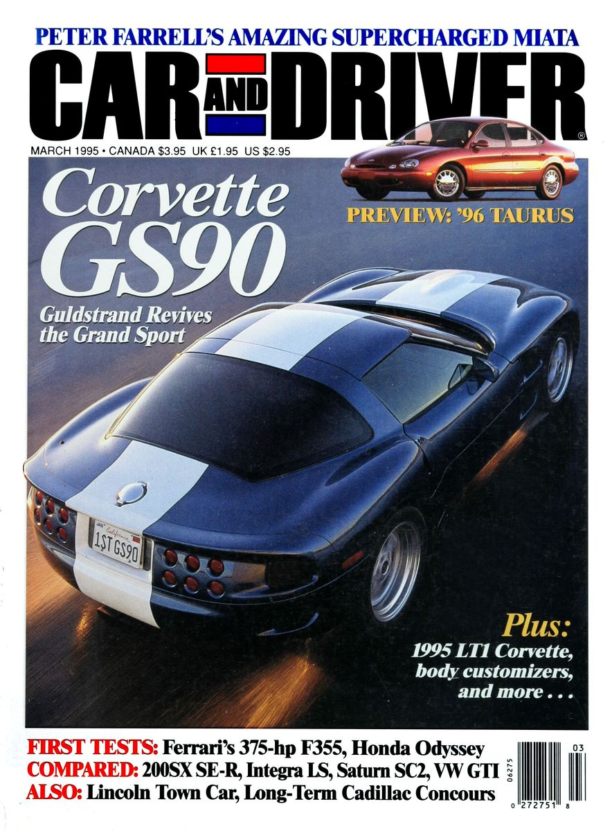 Formula C/D: The Car and Driver Covers of the 1990s - Slide 64