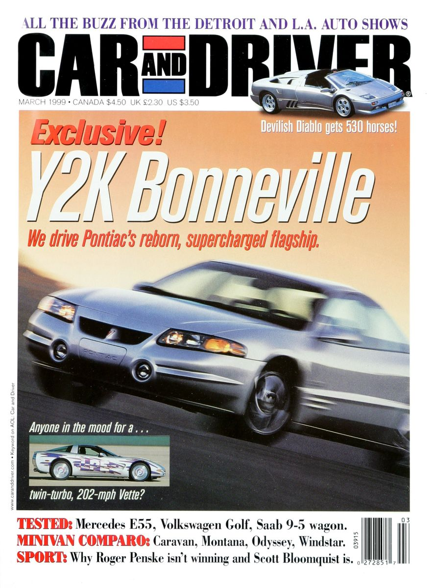 Formula C/D: The Car and Driver Covers of the 1990s - Slide 112
