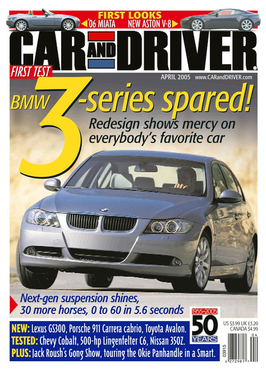 Going Millennial: The Car and Driver Covers of the 2000s and 2010s - Slide 65